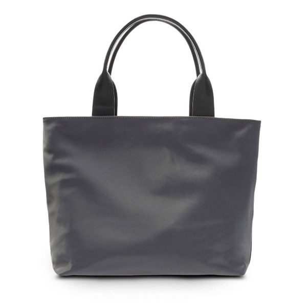 Clarks Shopper Grau