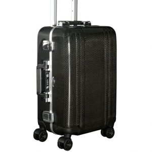 Carry-On 4-Wheel Spinner Carbon Transportkoffer